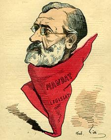 Caricature de Barodet