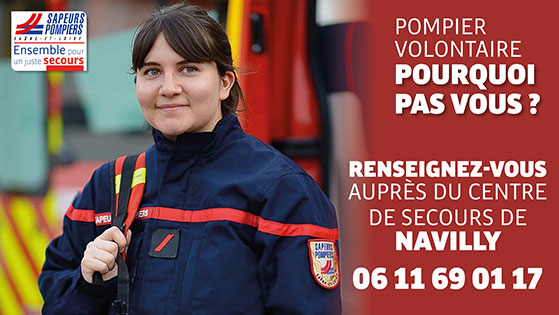 Pompiers volontaires Navilly